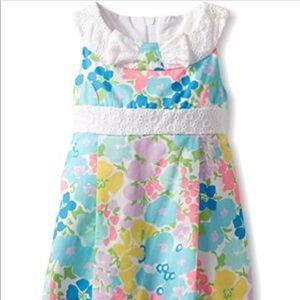 NWT Lilly Pulitzer mini Henley dress